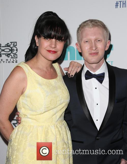Pauley Perrette and Seth Maxwell 5