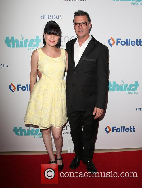 Pauley Perrette and Thomas Arklie 7