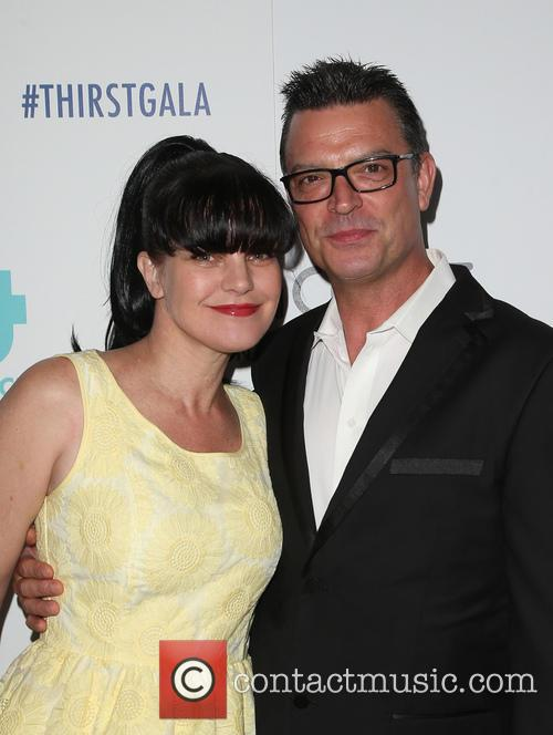 Pauley Perrette and Thomas Arklie 8