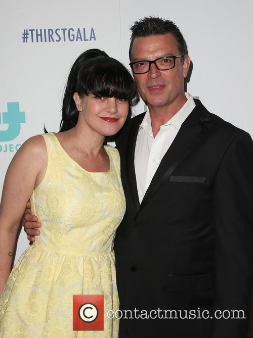 Pauley Perrette and Thomas Arklie 9