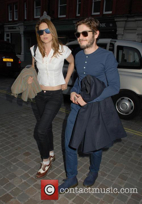 Celebrities at the Chiltern Firehouse