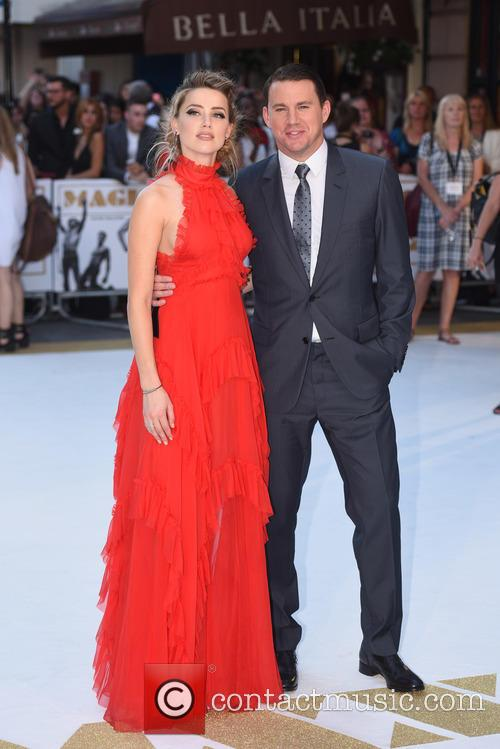 Channing Tatum and Amber Heard 8