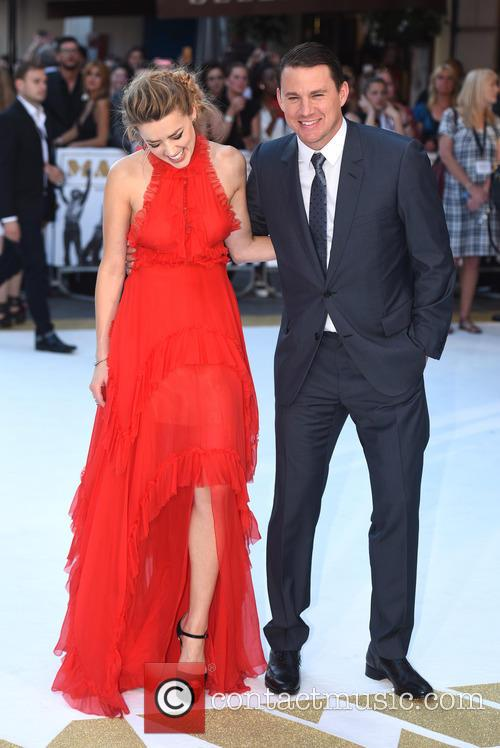Amber Heard and Channing Tatum 7