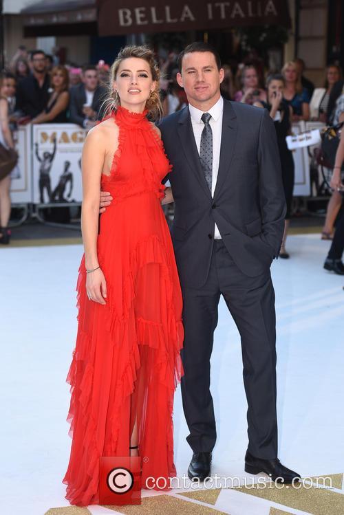 Amber Heard and Channing Tatum 8