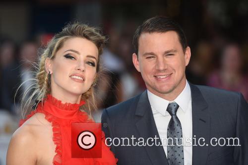 Amber Heard and Channing Tatum 10
