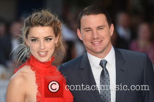 Amber Heard and Channing Tatum 11
