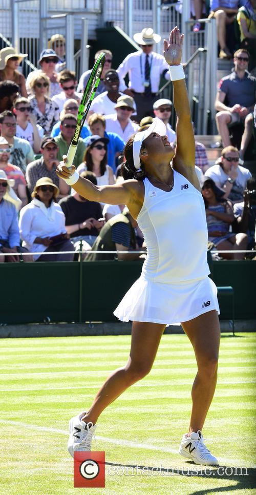 Wimbledon, Heather Watson and Tennis 2