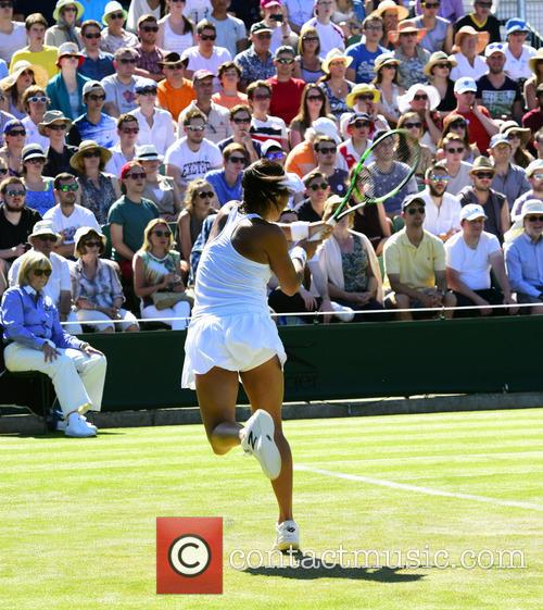 Wimbledon, Heather Watson and Tennis 6