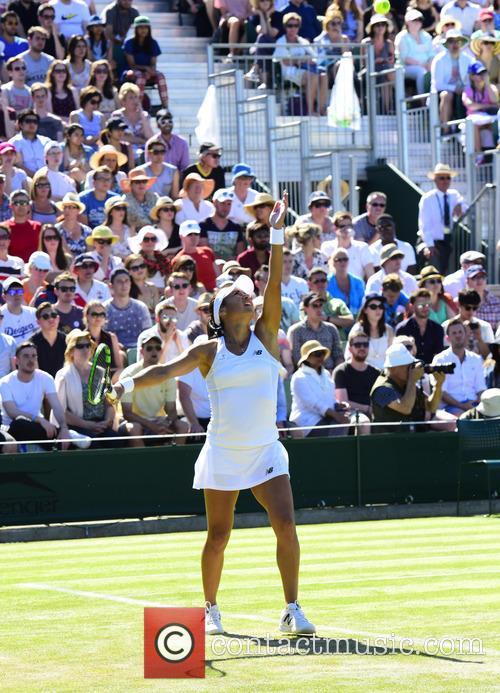 Wimbledon, Heather Watson and Tennis 8