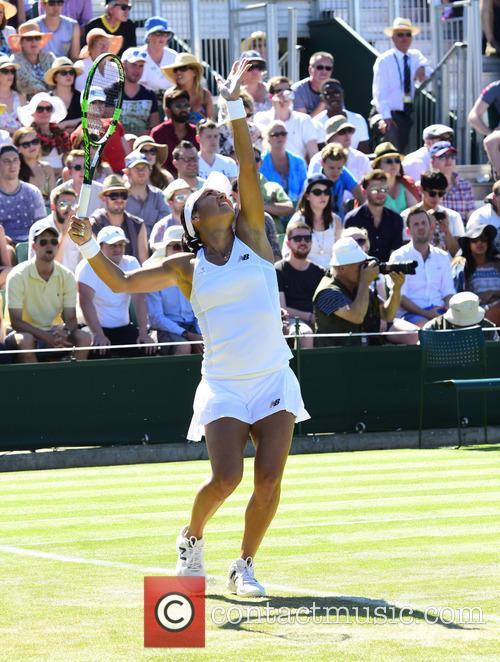 Wimbledon, Heather Watson and Tennis 10