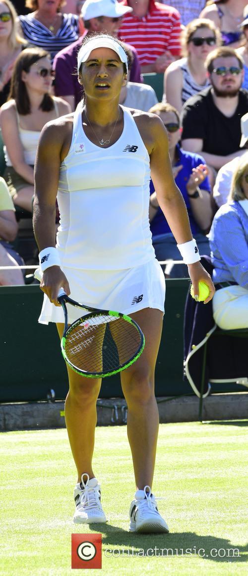 Wimbledon, Heather Watson and Tennis 11