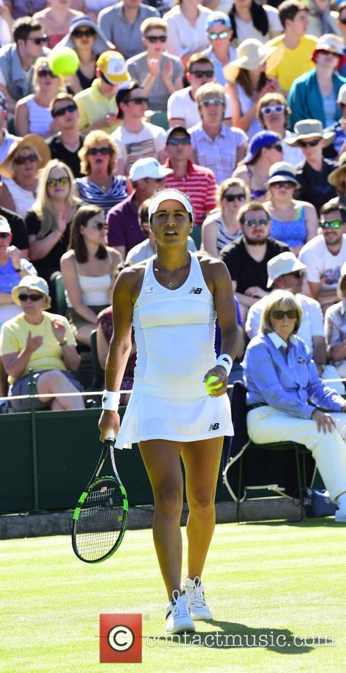 Wimbledon, Heather Watson and Tennis 1