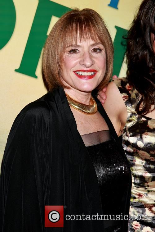 Patti LuPone pictured on the red carpet in 2015