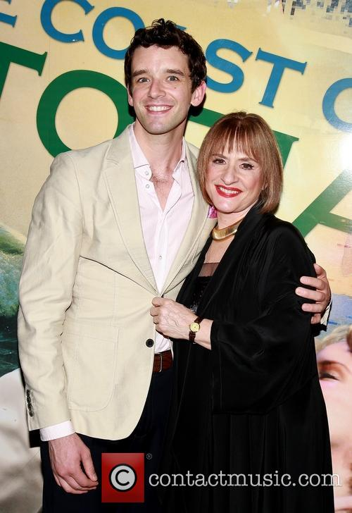 Michael Urie and Patti Lupone 1