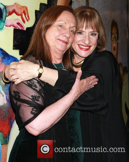 Dale Soules and Patti Lupone 2