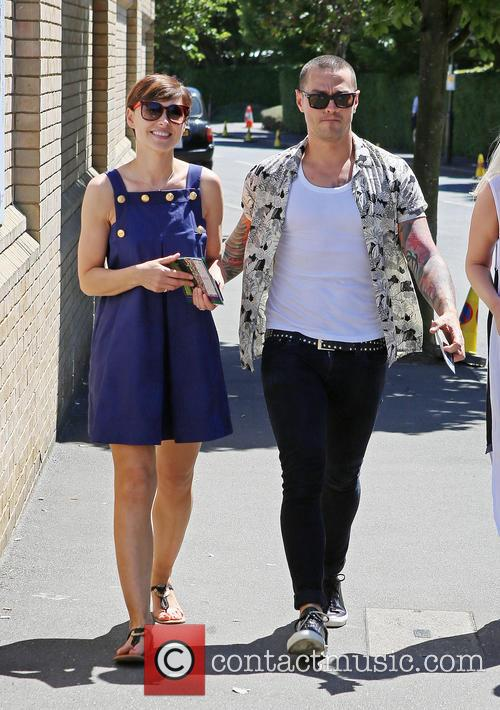 Emma Willis and Matt Willis 10
