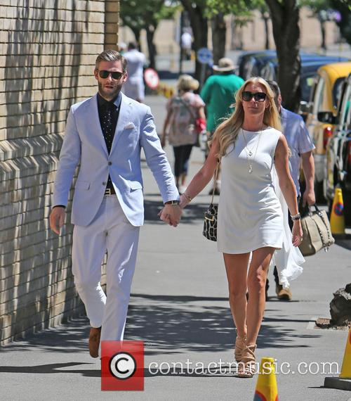 Denise Van Outen and Eddie Boxshall 3