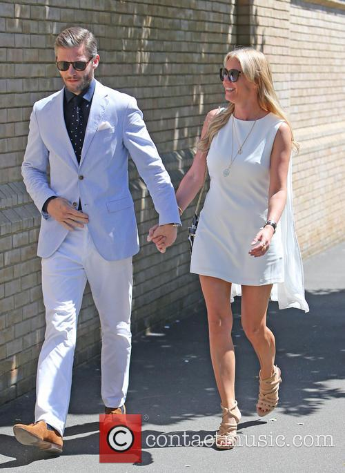 Denise Van Outen and Eddie Boxshall 4
