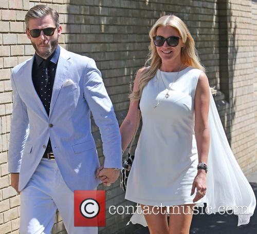 Denise Van Outen and Eddie Boxshall 5
