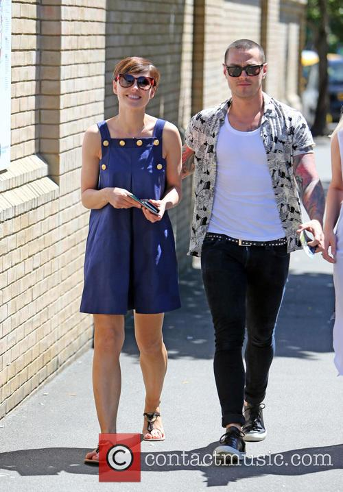 Emma Willis and Matt Willis 3