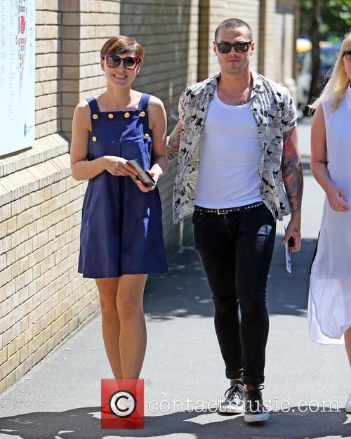 Emma Willis and Matt Willis 4