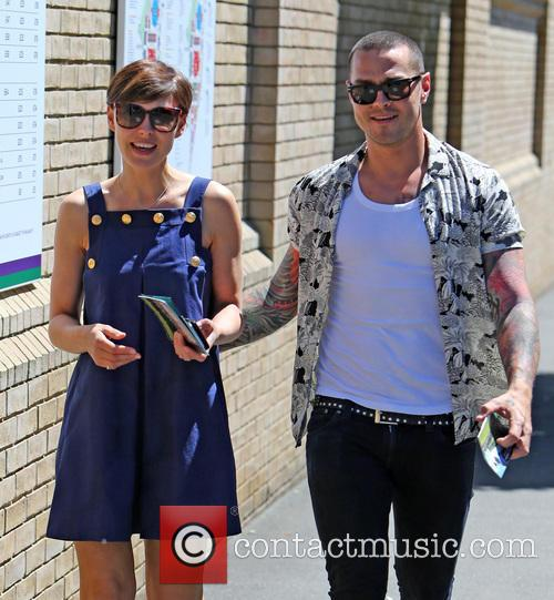 Emma Willis and Matt Willis 5