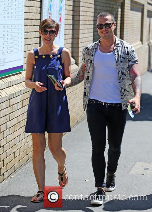 Emma Willis and Matt Willis 6