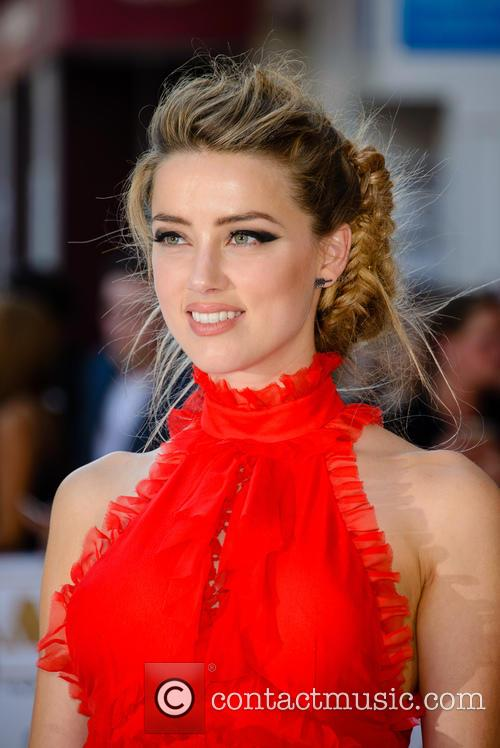 Amber Heard Charged By Australian Government For Smuggling Dogs