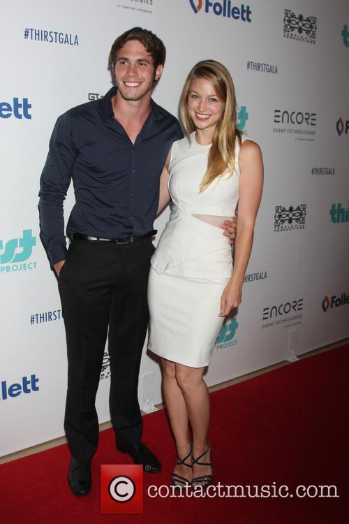 Blake Jenner and Melissa Benoist 4