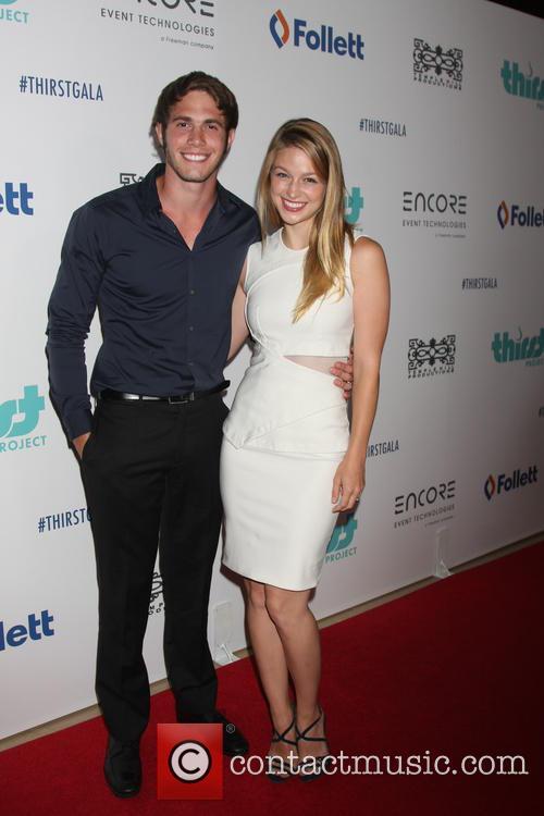 Blake Jenner and Melissa Benoist 5