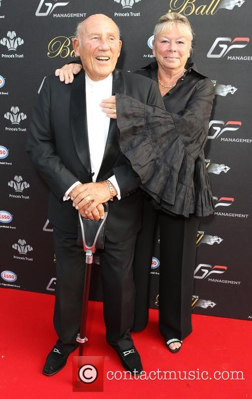 Sir Stirling Moss and Susie Moss 4