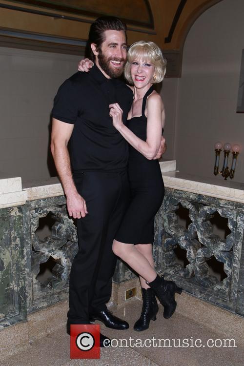 Jake Gyllenhaal and Ellen Greene 6