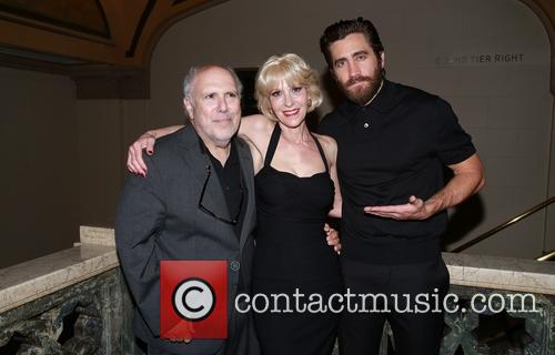 Lee Wilkof, Ellen Greene and Jake Gyllenhaal 1