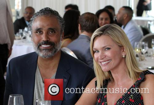 Rick Fox and Natasha Henstridge 2