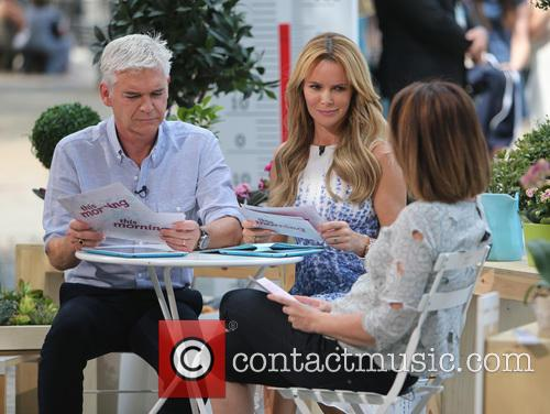 Amanda Holden and Philip Schofield 2