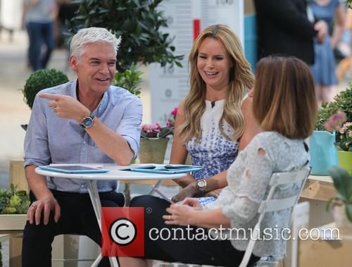 Amanda Holden and Philip Schofield 3