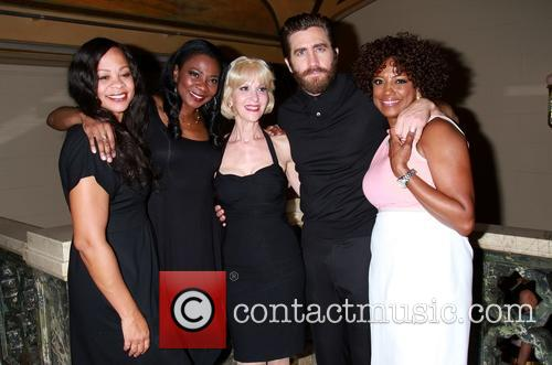 Tracy Nicole Chapman, Ramona Keller, Ellen Greene, Jake Gyllenhaal and Marva Hicks 2