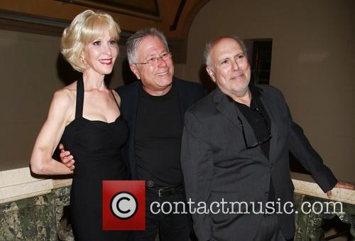 Ellen Greene, Alan Menken and Lee Wilkof 2