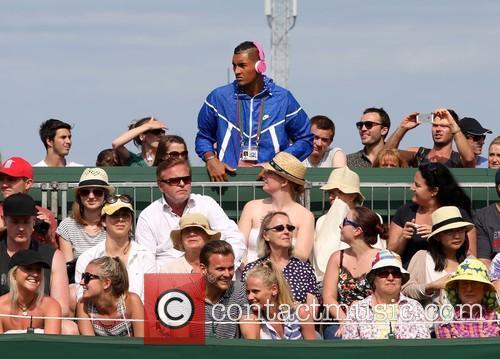 Wimbledon and Nick Kyrgios 2