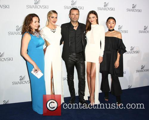 Robert Buchbauer, Nathalie Colin, Miranda Kerr and Margaret Zhang 2