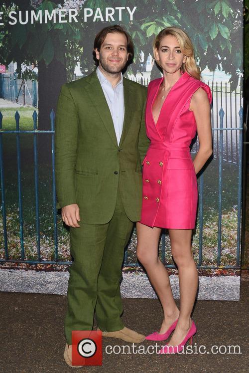 Joseph Getty and Sabine Getty 3