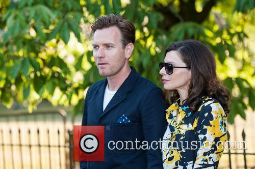 Ewan Mcgregor and Eve Mavrakis 3