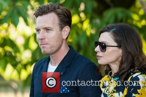 Ewan Mcgregor and Eve Mavrakis 4