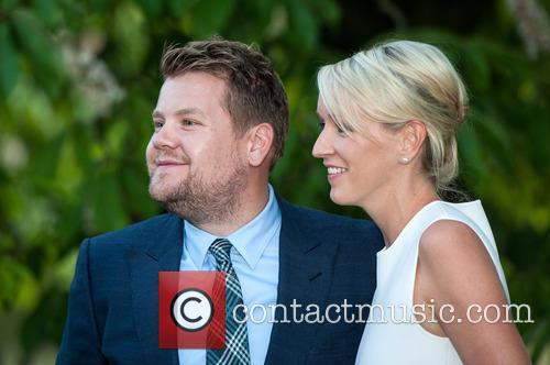 James Corden and Julia Carey 8
