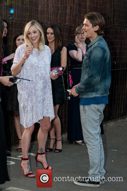 Fearne Cotton and Jesse Wood 11