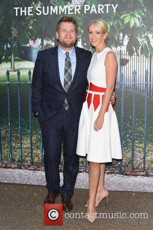 James Corden and Julia Carey 3