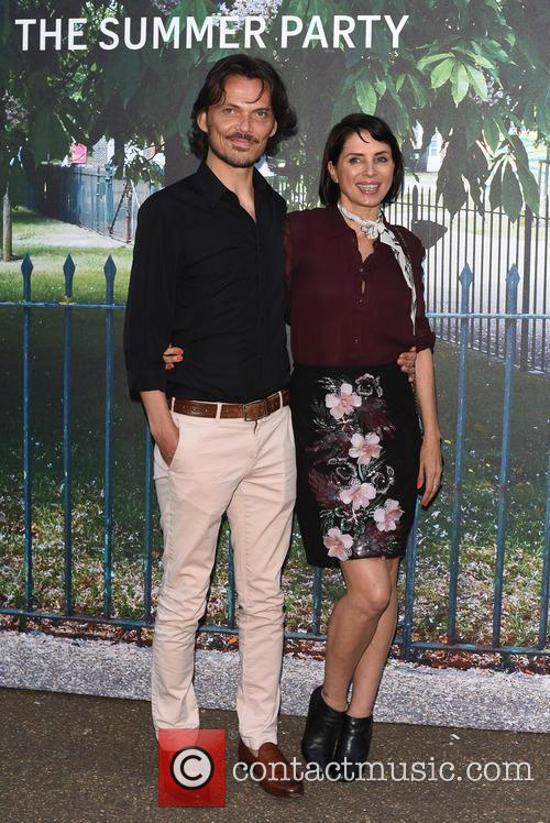 Matthew Williamson and Sadie Frost 3