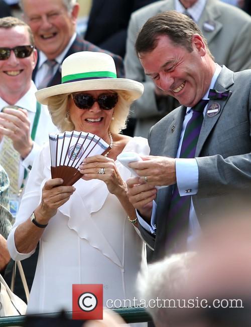 Camilla Parker Bowles, Camilla and Duchess Of Cornwall 2