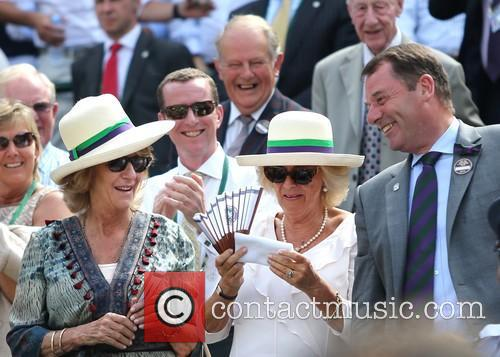 Camilla Parker Bowles, Camilla and Duchess Of Cornwall 1