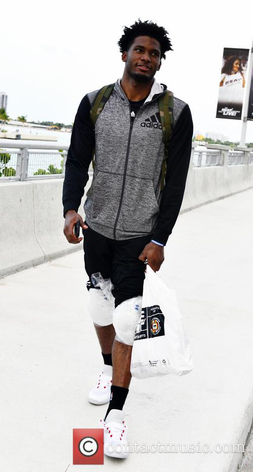 Miami Heat Rookie Justise Winslow 2
